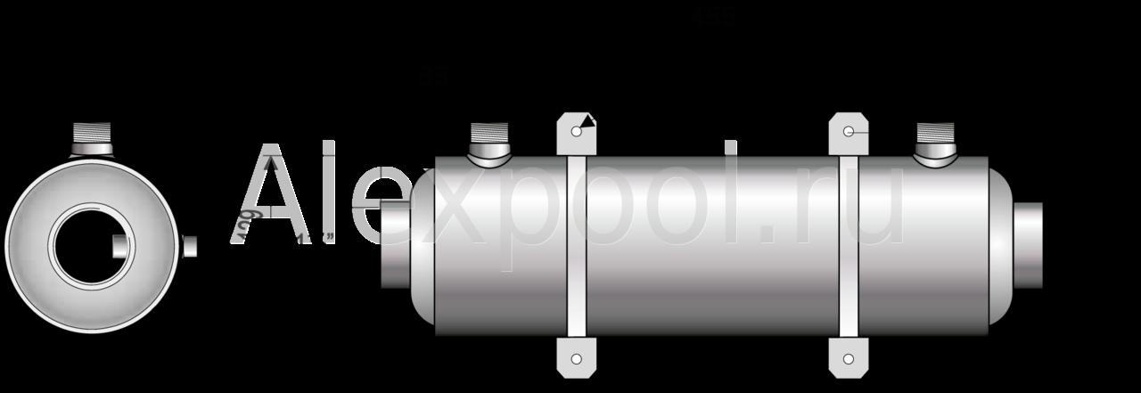 Теплообменник nt150lhvcd теплообменник газовоздушный