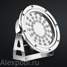 UL1000-CW Submersible LED Light 180W/45LED/12- 24VDC/1cab.o./3m