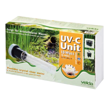 UV-C Unit 18W Clear Control 50 УФ-излучатель