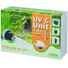 UV-C Unit 9W Clear Control 25 УФ-излучатель